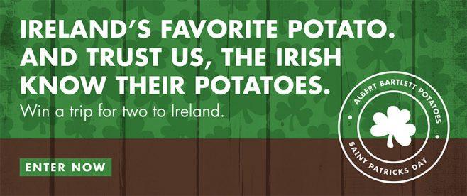 Albert Bartlett St. Patrick's Day Sweepstakes