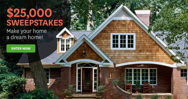 Bhg 25 000 sweepstakes 2017 Better homes and gardens daily giveaway