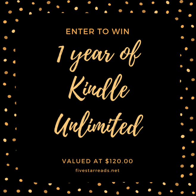 Five Star Reads Kindle Unlimited Giveaway