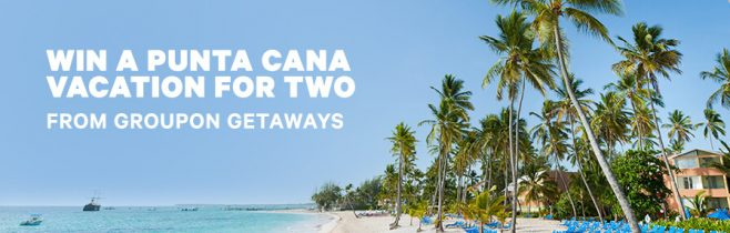 Groupon YAY!CATION Sweepstakes
