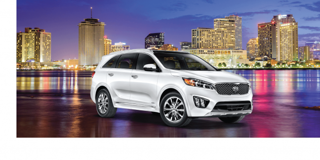 Kia All-Star Ride Contest