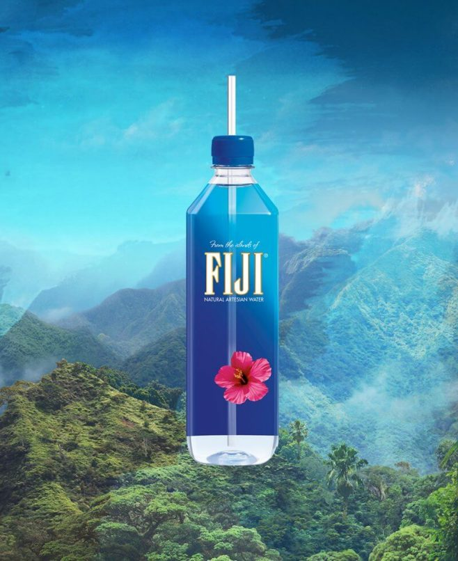 Kylie Jenner FIJI Water Sweepstakes