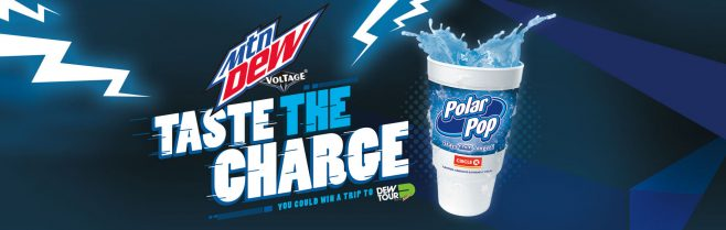 Circle K MTN Dew Voltage Sweepstakes