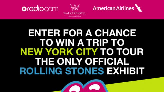 Radio.com Exhibitionism - The Rolling Stones Sweepstakes