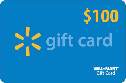 WinASweepstakes Walmart Gift Card