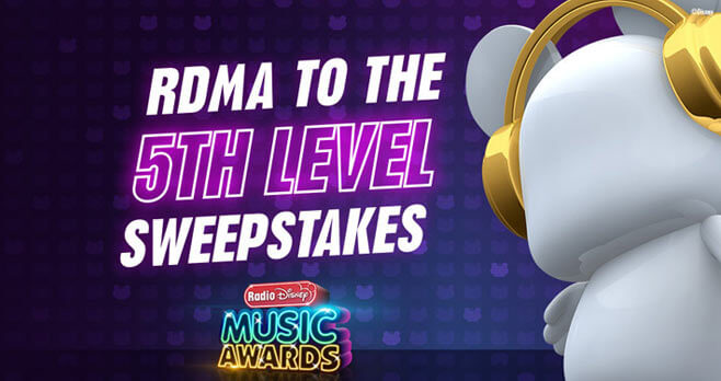 2017 RDMA To The 5th Level Sweepstakes