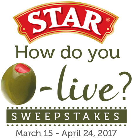 STAR How do you O-live? Sweepstakes
