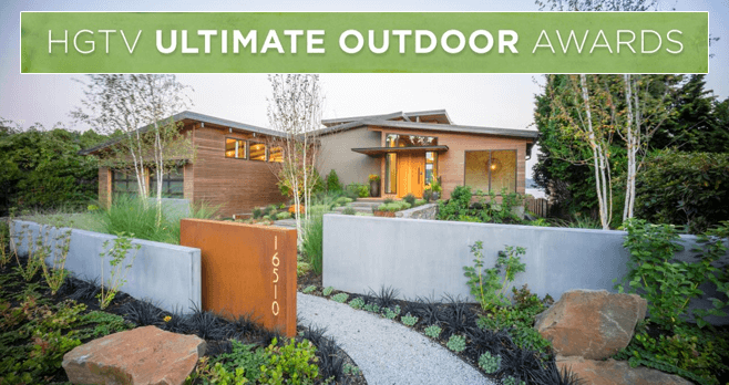 HGTV Ultimate Outdoor Awards Sweepstakes 2017 (HGTV.com/OutdoorAwards)