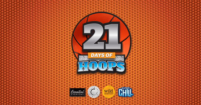 SUPERVALU 21 Days of Hoops Sweepstakes