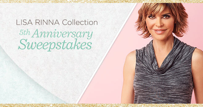 QVC Lisa Rinna 5th Collection Anniversary Sweepstakes (QVC.com/Sweepstakes)