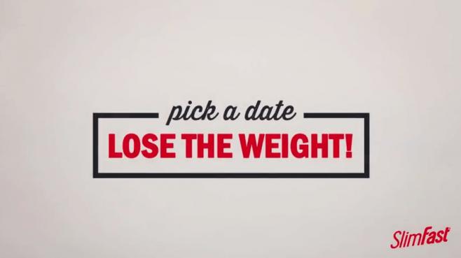 SlimFast Pick A Date Sweepstakes (SlimFast.com/PickADate)