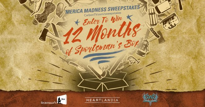 CarbonTV 'Merica Madness Sweepstakes