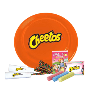 Cheetos Easter Spin To Win Game Prize 1