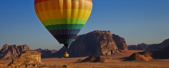 National Geographic Journey to Jordan Sweepstakes