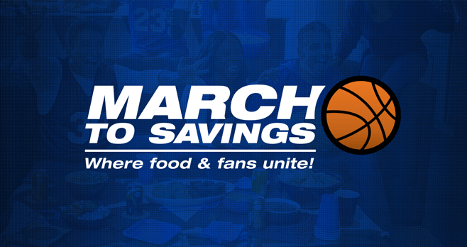 Kroger Basketball Sweepstakes (MarchToSave.com)