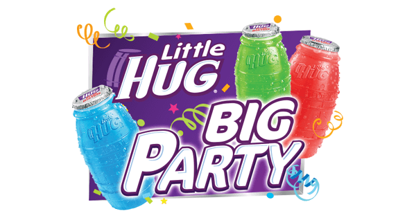 Little Hug Big Party Sweepstakes