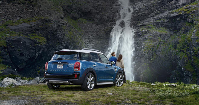 2017 National Geographic MINI Countryman Adventure Sweepstakes (NationalGeographic.com/Countryman)