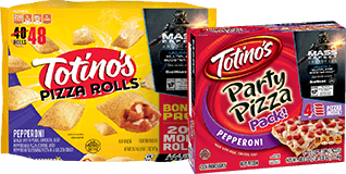 Totino's Mass Effect Andromeda Participating Products
