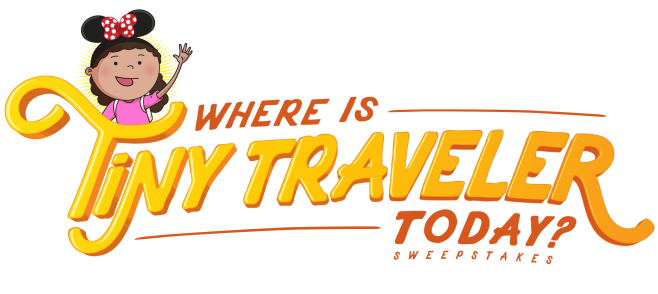 Scholastic Where Is Tiny Traveler Today? Sweepstakes