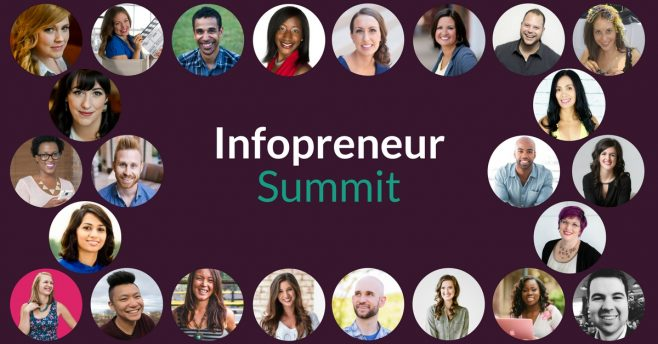 Infopreneur Summit Lifetime Access Giveaway