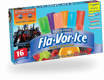 Big FlavorIce Fun Sweepstakes