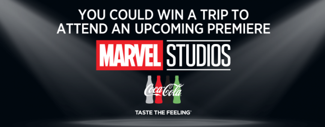 Coca-Cola Obviously Refreshing Sweepstakes at Cinemark Theatres