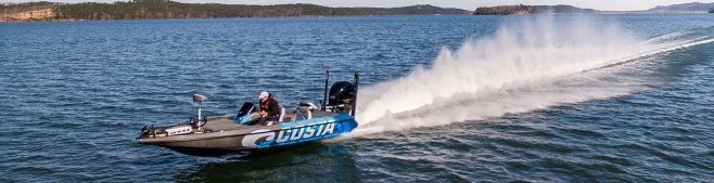 Costa Bass Boat Giveaway