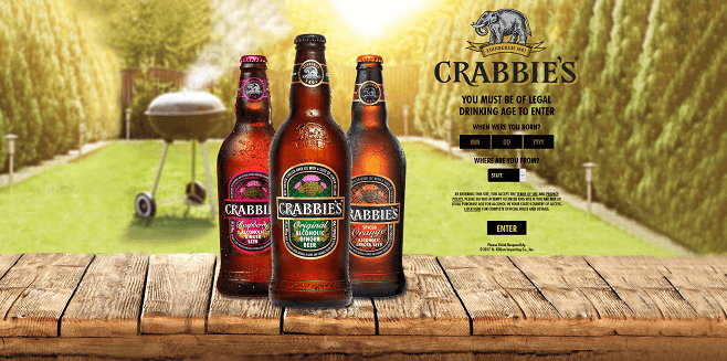 Crabbie's Spring BBQ Sweepstakes