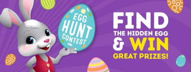 Albanese Egg Hunt Contest