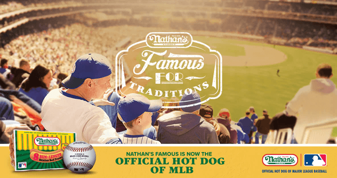 Nathan's Famous All-Star MLB Sweepstakes