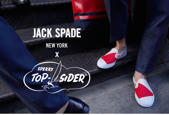 Sperry Top-Sider x Jack Spade Sweepstakes