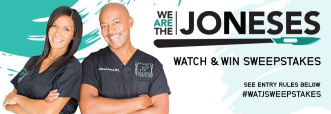 We Are The Joneses Watch & Win Sweepstakes