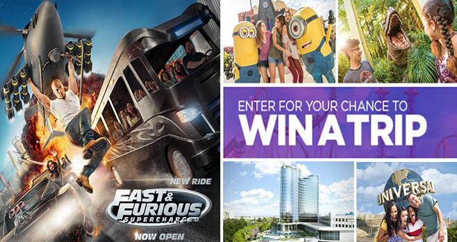 Access Hollywood Universal Orlando Resort Vacation Sweepstakes (Word Of The Day)