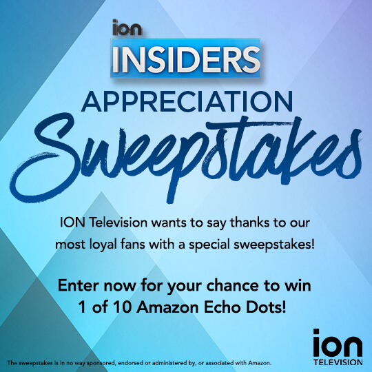ION Insiders Appreciation Sweepstakes