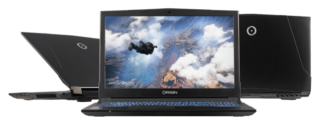 Origin PC EON15-S Laptop Giveaway