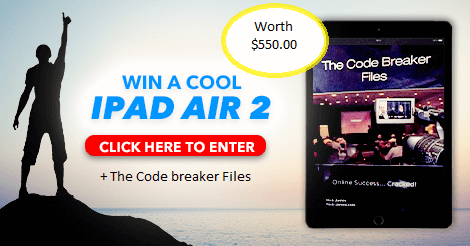PotOfGoldNews Win a Cool iPad Air 2 Sweepstakes
