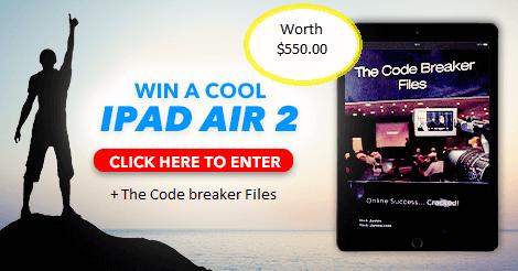PotOfGoldNews Win a Cool iPad Air 2 Sweepstakes