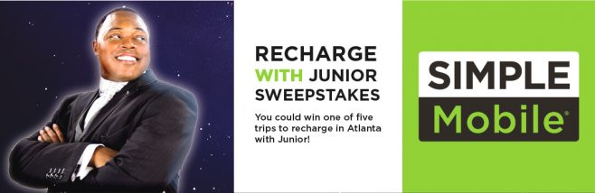 The Steve Harvey Morning Show's Recharge with Junior Sweepstakes