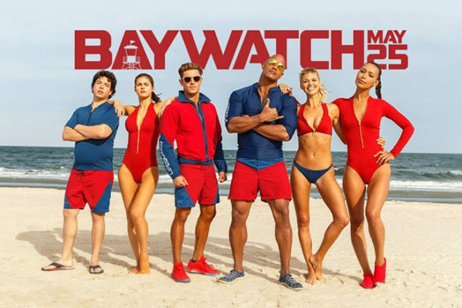 Ryan Seacrest's Baywatch Premiere Sweepstakes