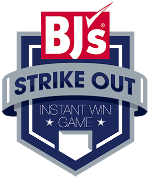 BJ's Strike Out Instant Win Game