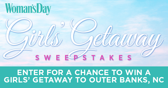 Womans Day Com >> Woman S Day Girls Getaway Sweepstakes Womansday Com Girlsgetaway