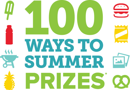 100 Ways To Summer Prizes