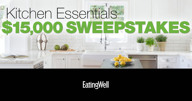 EatingWell $15,000 Sweepstakes