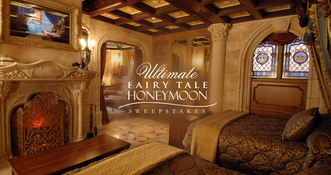 Freeform Ultimate Fairy Tale Honeymoon Sweepstakes
