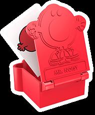 Mr Noisy