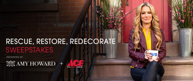USA Network Rescue Restore Redecorate Sweepstakes