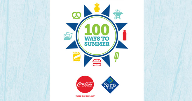 Sam's Club 100 Ways To Summer Sweepstakes