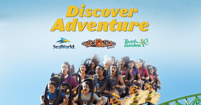 SeaWorld & Bad Boy Mowers Discover Adventure Sweepstakes