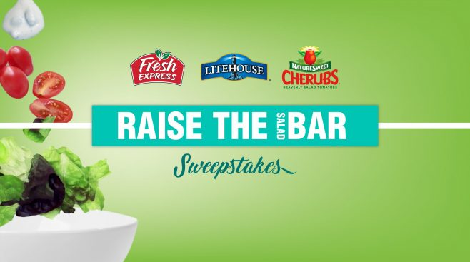 Litehouse Raise The Salad Bar Sweepstakes