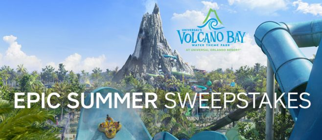 USA Network Epic Summer Sweepstakes